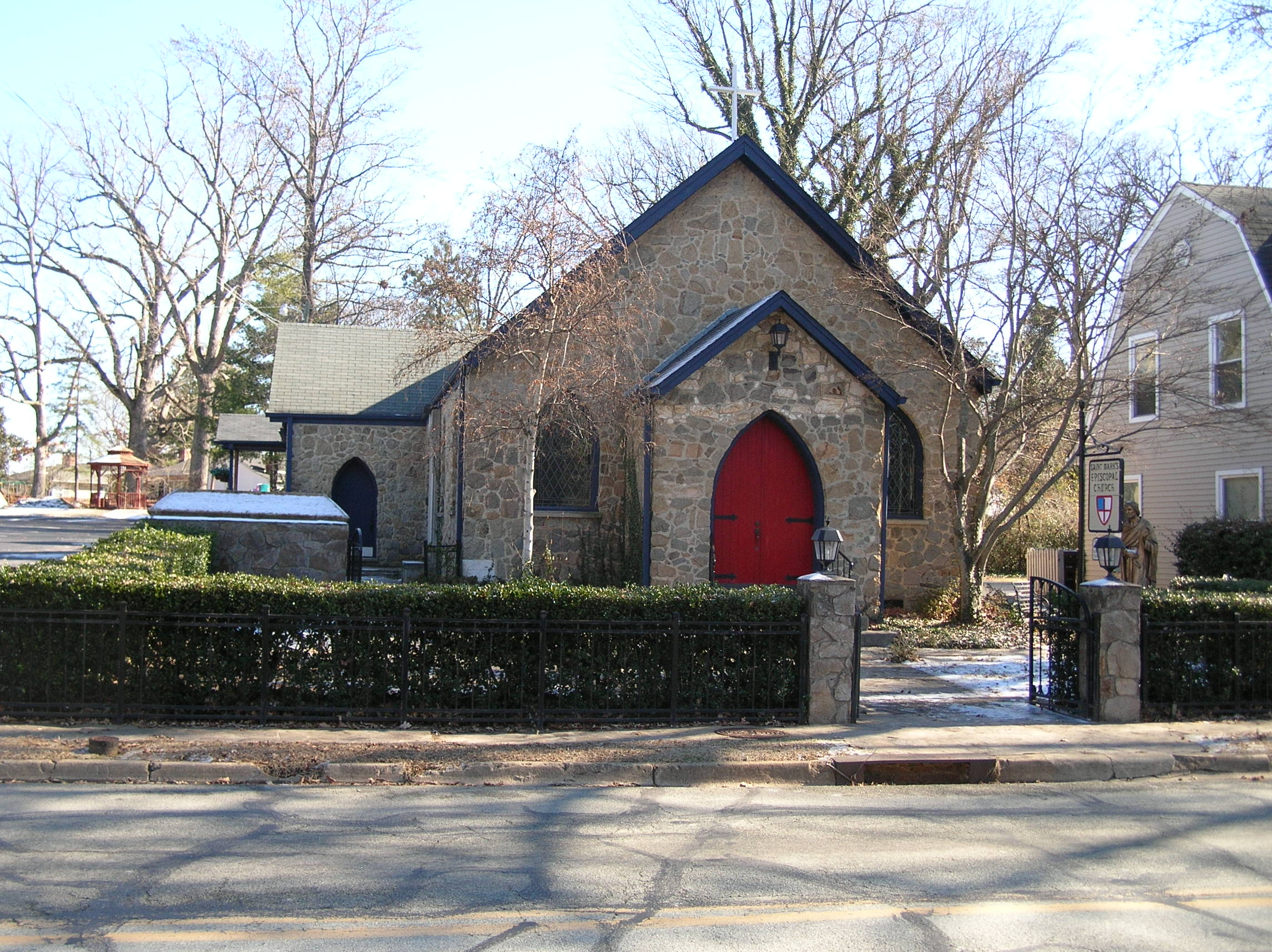 St mark s episcopal church picture